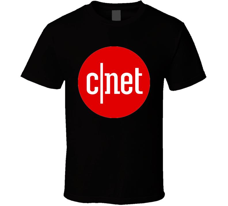 Cnet Logo T Shirt