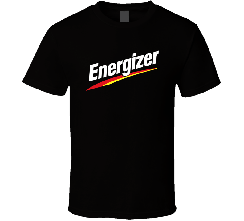 Energizer Battery Logo T Shirt