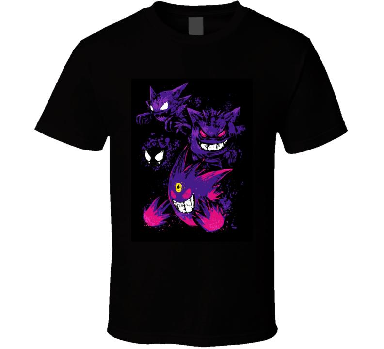 Gengar Pokemon Go Pvp T Shirt