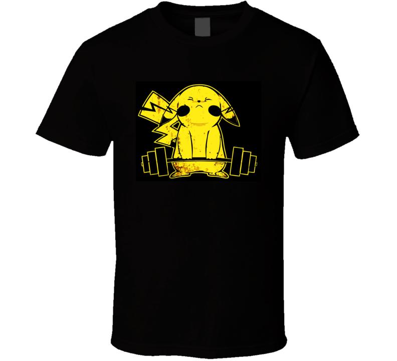 Pokemon Pikachu Gym Leaders T Shirt