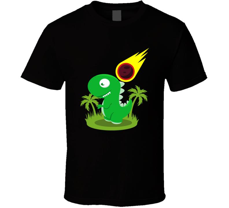 Dinosaurs Ice Age T Shirt