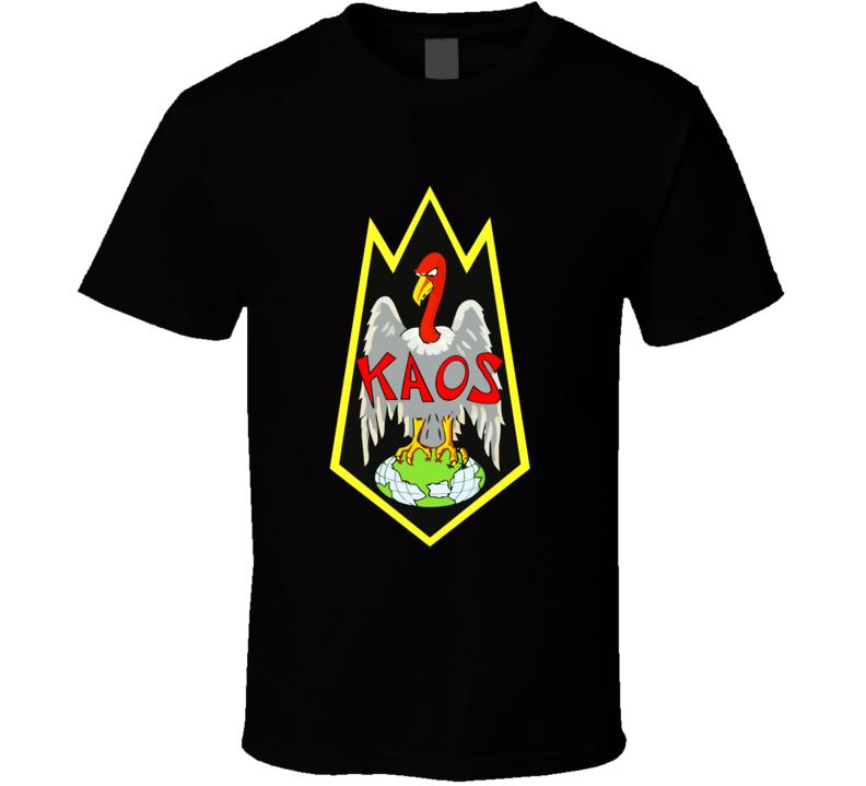 Kaos Logo Get Smart T Shirt