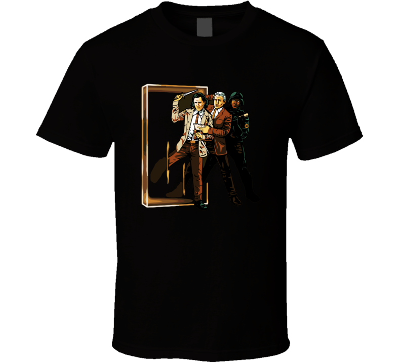Loki Is An American Television Series  T Shirt