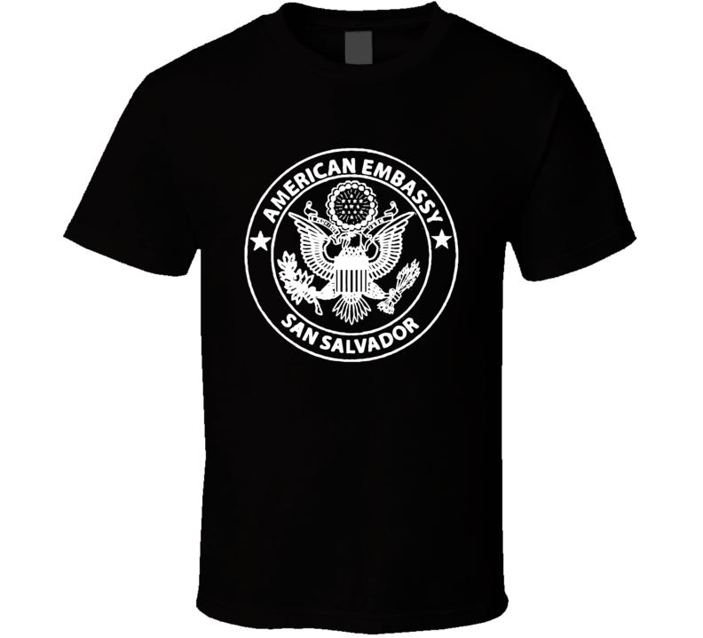 American Embassy T Shirt