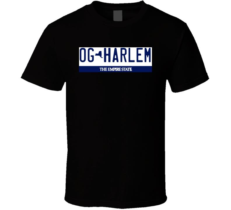 Og Harlem T Shirt