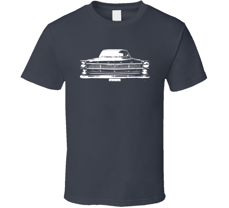 1967 Fairlane Faded Look Light Graphic T Shirt