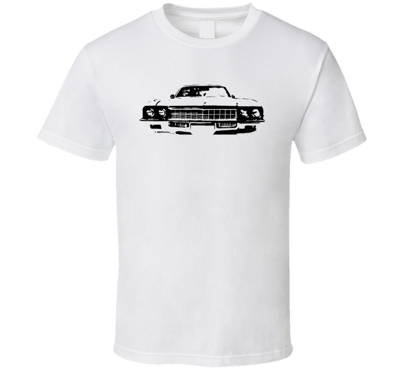 1972 Buick Skylark Grill Light Color Shirt