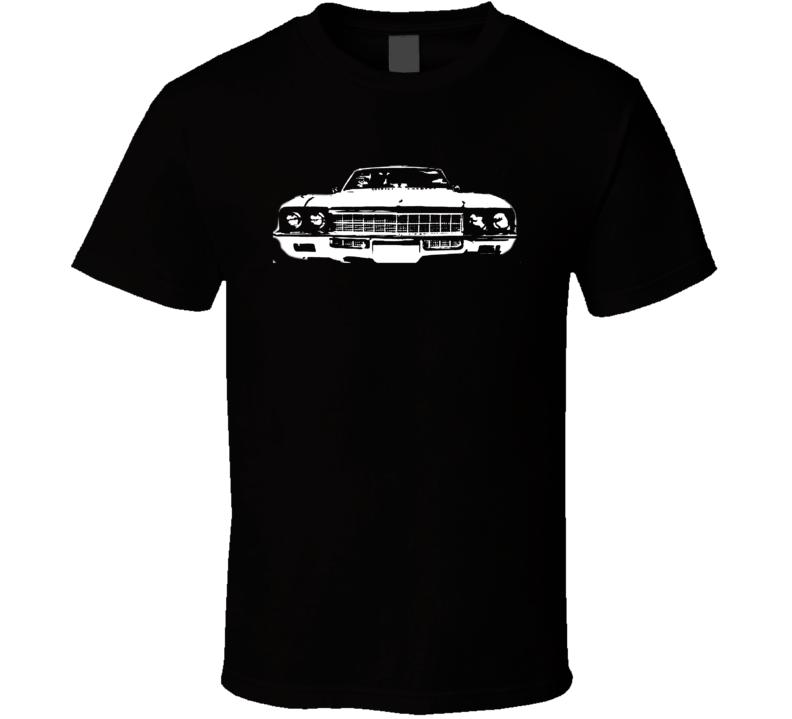 1972 Buick Skylark Grill Dark Color Shirt