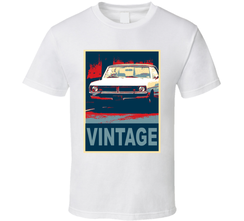 1965 Dodge Dart Swinger Vintage Car Hope Style T Shirt