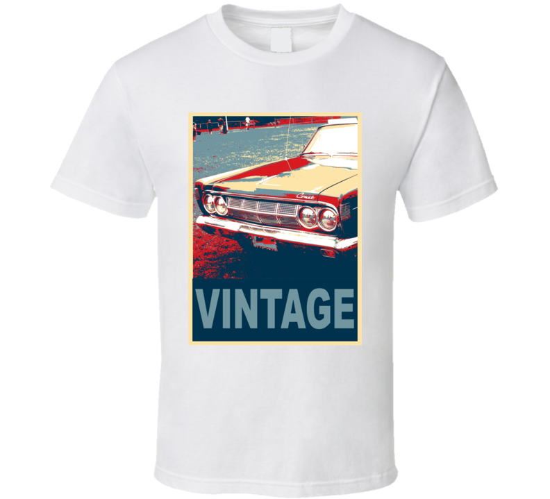 1968 Mercury Comet Classic Car T Shirt