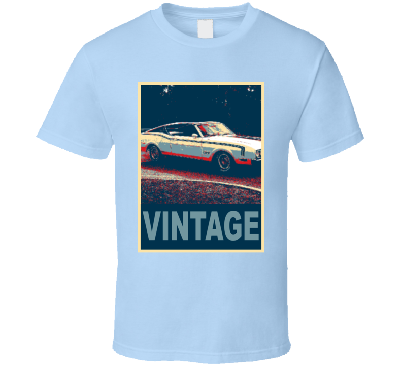 1969 Mercury Comet Classic Car T Shirt