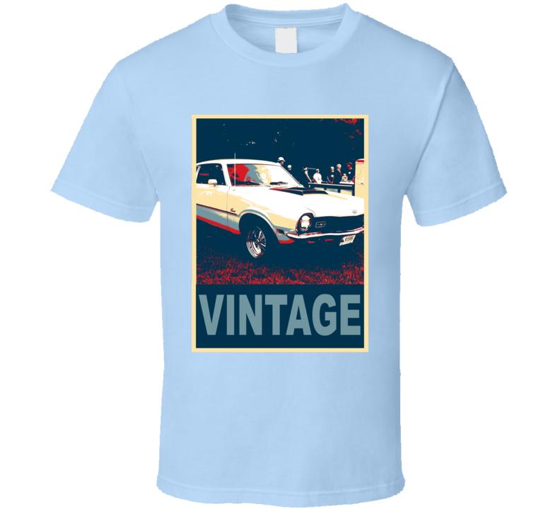 1977 Mercury Comet Classic Car T Shirt