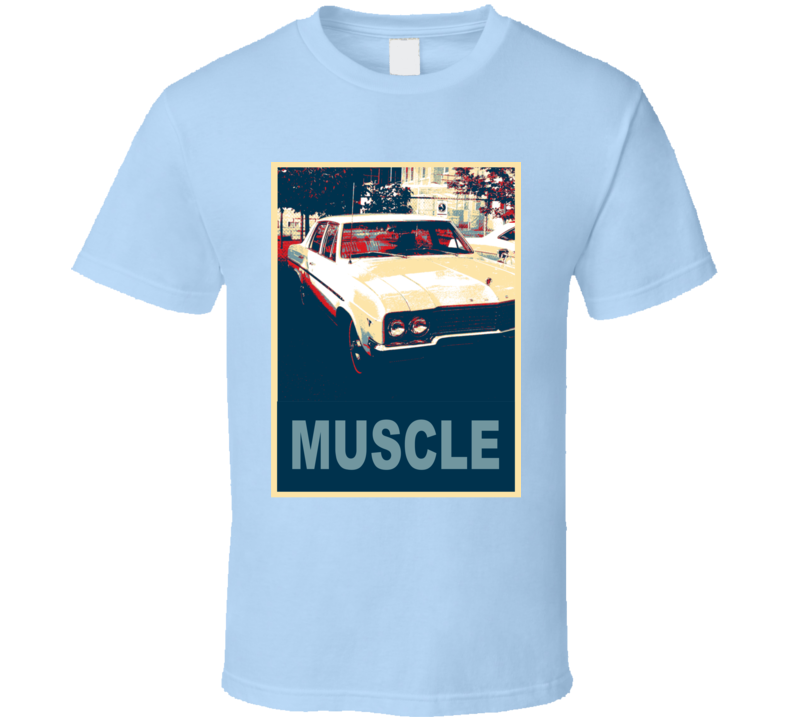 1965 Buick Skylark Hope Style Muscle Car T Shirt
