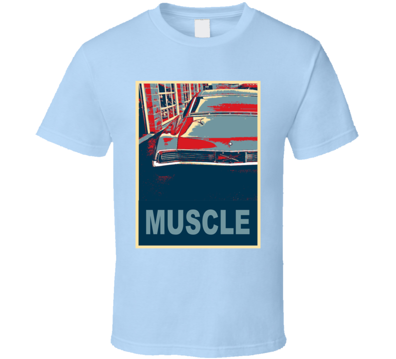 1967 Buick Riviera Hope Style Muscle Car T Shirt