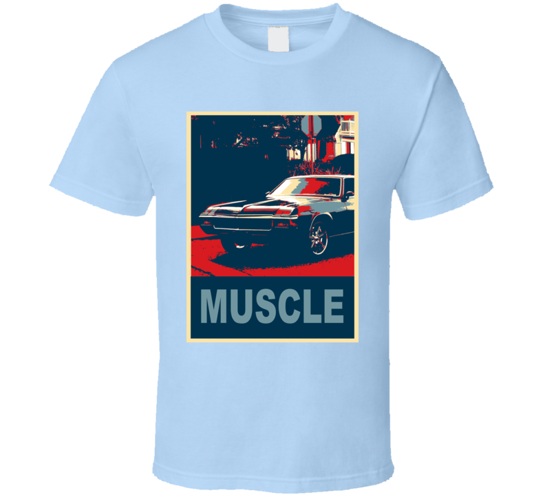 1968 Buick Riviera Hope Style Muscle Car T Shirt