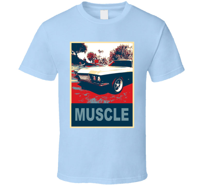 1983 Buick Grand National Hope Style Muscle Car T Shirt