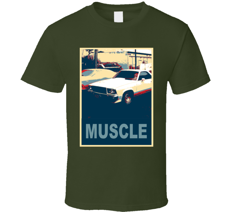 1978 GMC Caballero Muscle Car Hope Style T Shirt