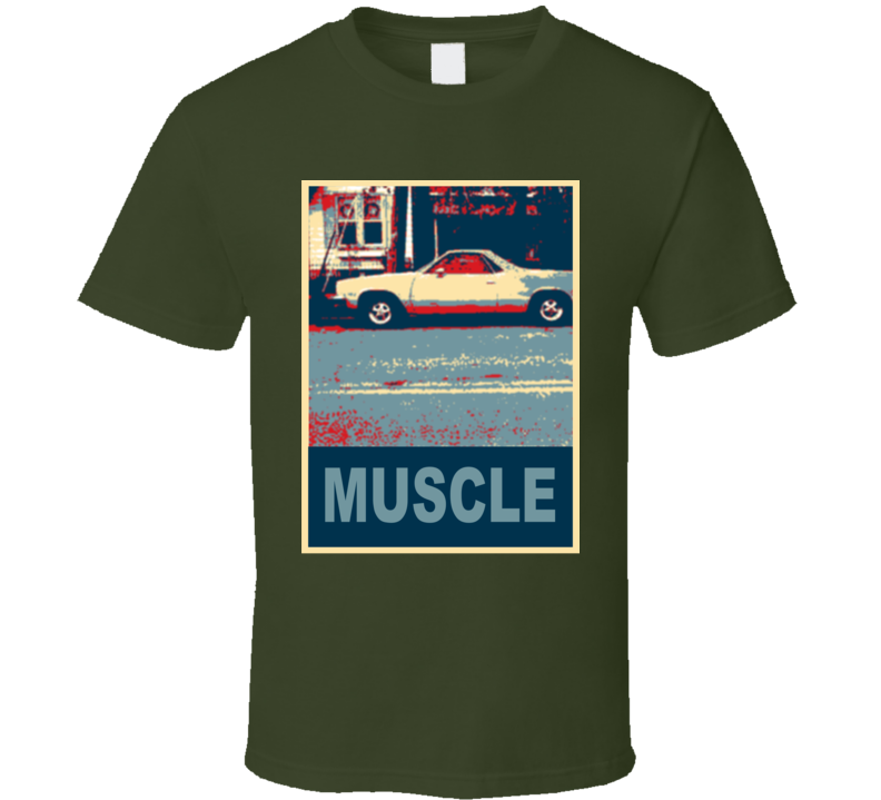 1982 GMC Caballero Muscle Car Hope Style T Shirt
