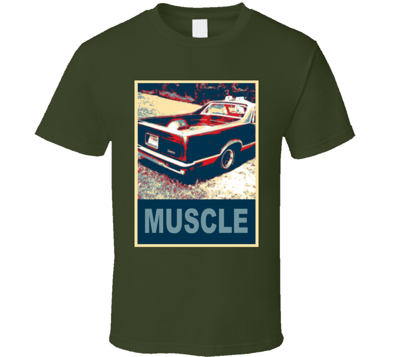 1984 GMC Caballero Muscle Car Hope Style T Shirt