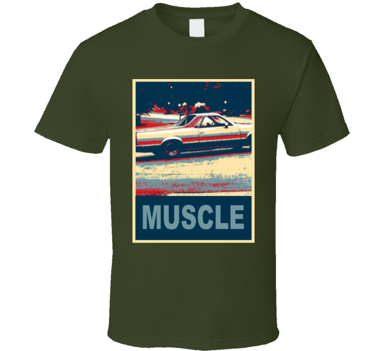 1985 GMC Caballero Muscle Car Hope Style T Shirt