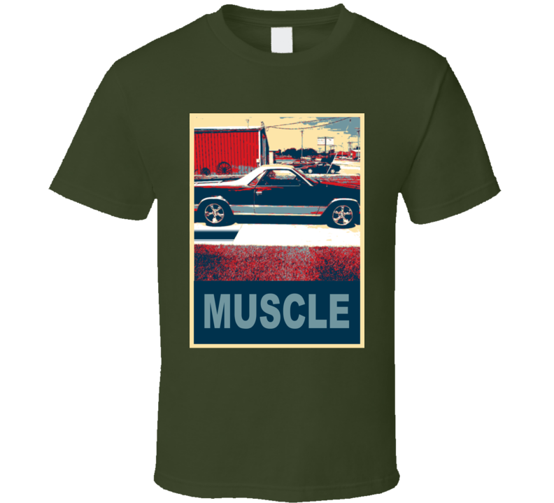 1986 GMC Caballero Muscle Car Hope Style T Shirt