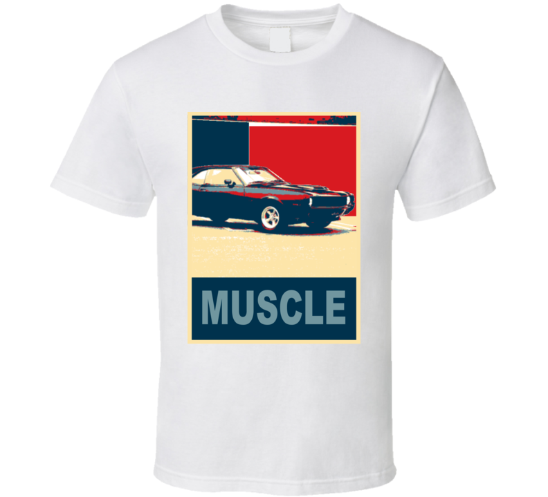 1970 AMC JAVELIN Muscle Car Hope Style T Shirt