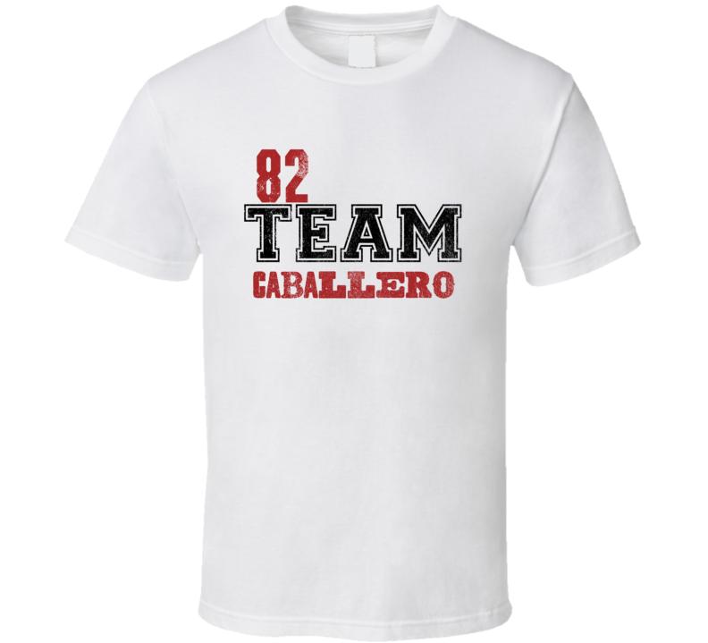 Team 1982 GMC CABALLERO Muscle Car T Shirt