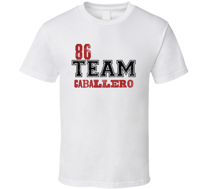 Team 1986 GMC CABALLERO Muscle Car T Shirt