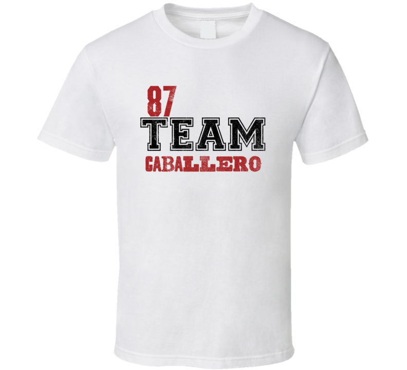 Team 1987 GMC CABALLERO Muscle Car T Shirt