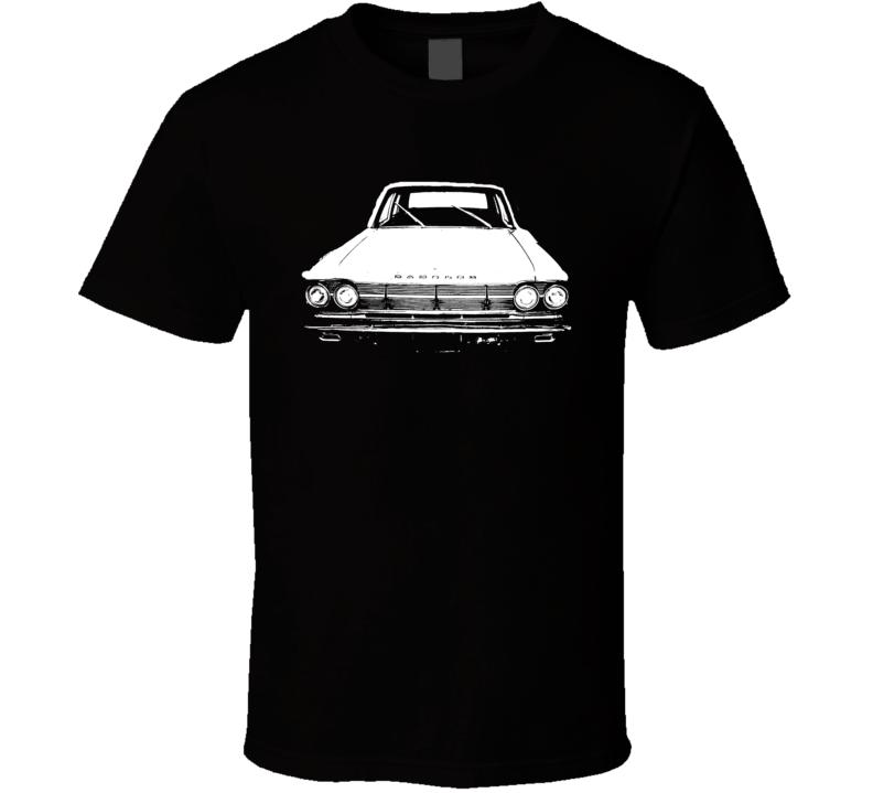 1965 Buick Skylark Grill View Model Dark Color Shirt