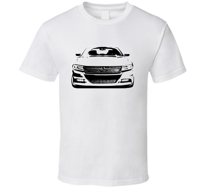 2015 Dodge Charger Grill Light Colour Shirt