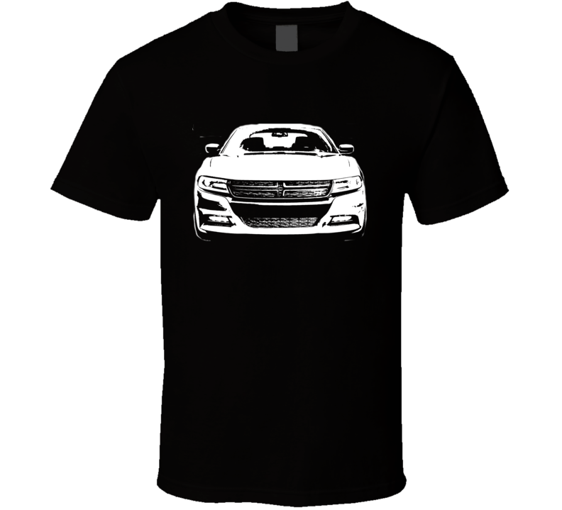 2015 Dodge Charger Grill Dark Shirt