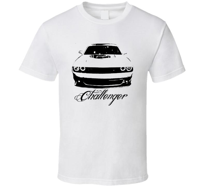 2015 Dodge Challenger Grill With Shaker Hood Model Name Light Shirt