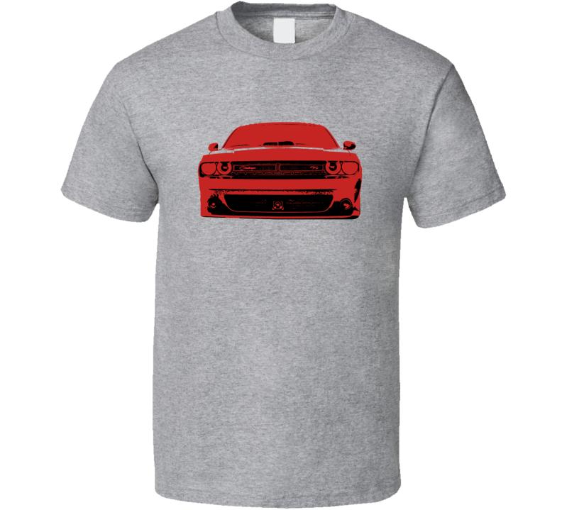 2015 Challenger Shaker Grill View Custom Request Shirt