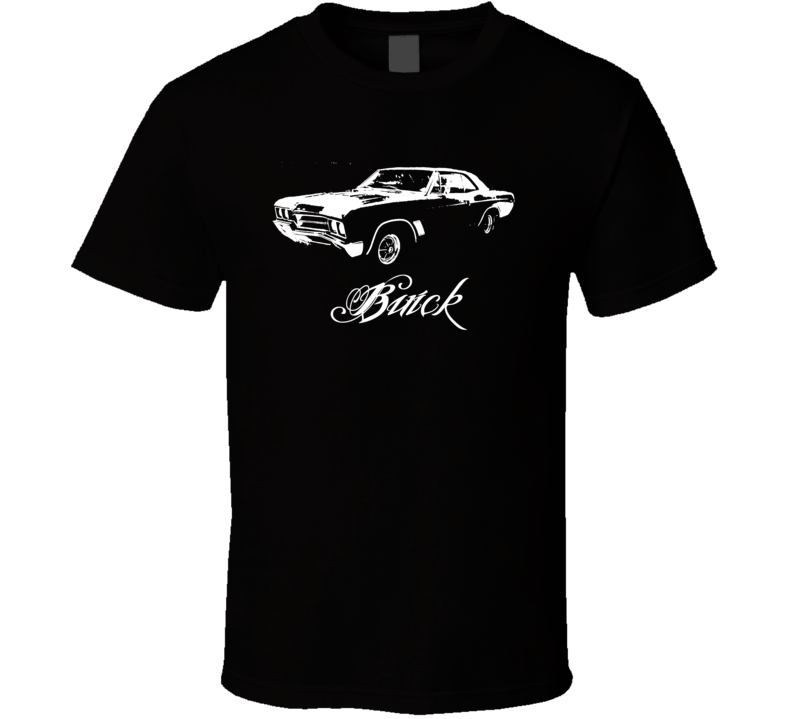 1967 Buick Skylark Side Model Dark Color Shirt