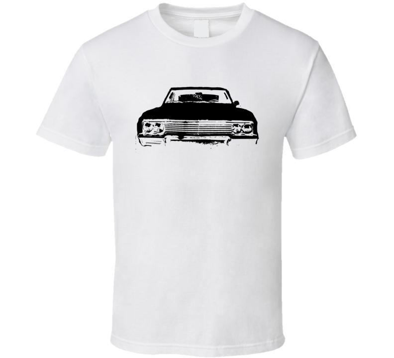1965 Buick Skylark Grill Light Color Shirt