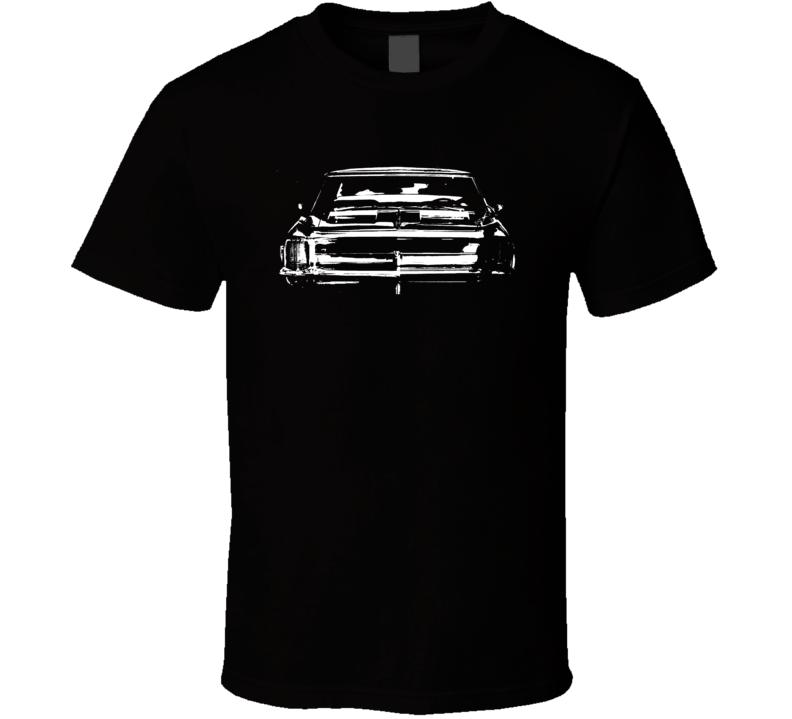 1963 Buick Riviera Grill Dark Color Shirt