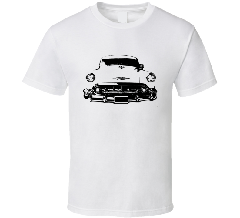 1953 Bel Air Grill View Light Color Shirt