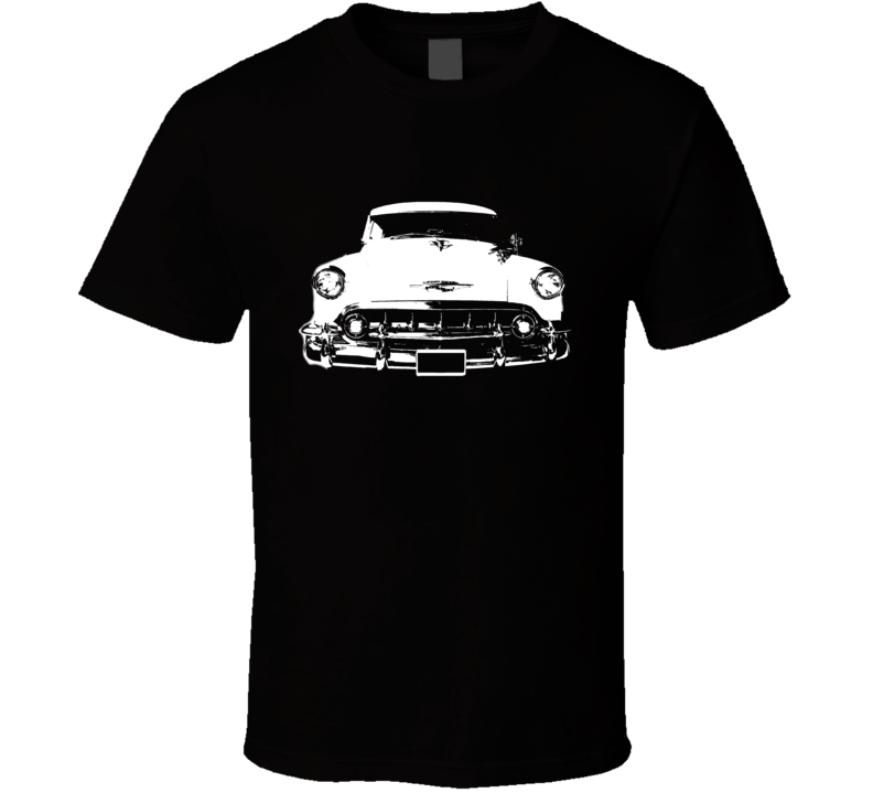 1953 Bel Air Grill Dark Color Shirt