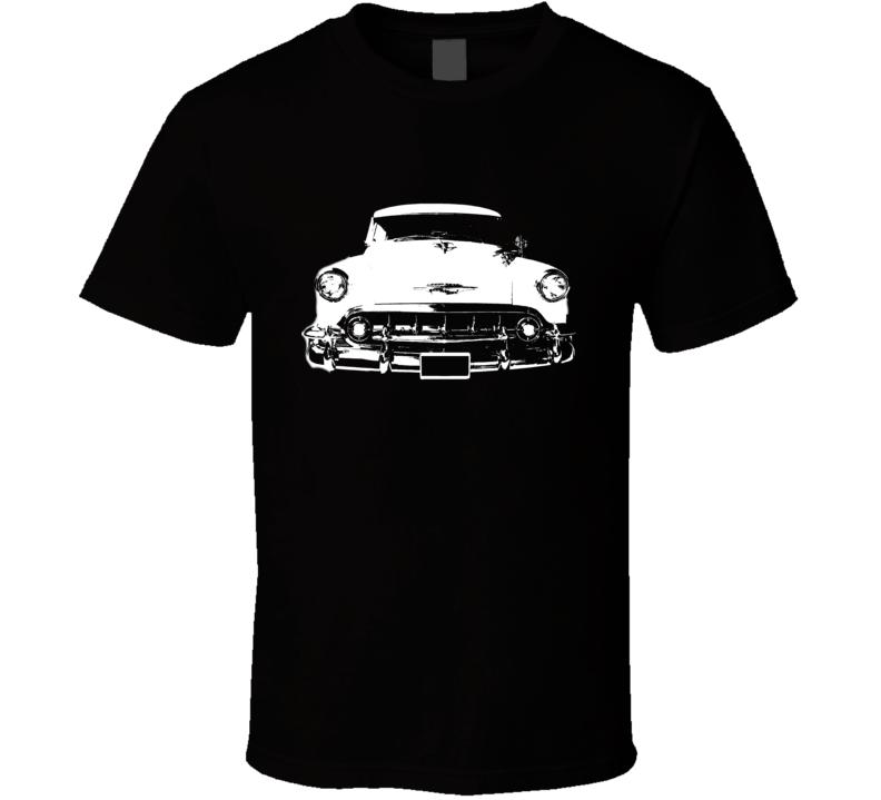 1953 Bel Air Grill Dark Color Shirt