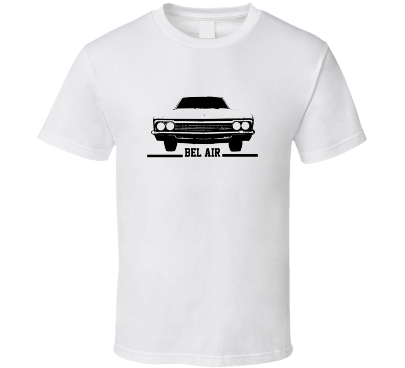 1966 Bel Air Grill Model T Shirt