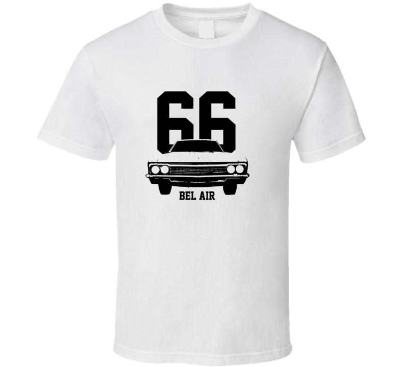 1966 Bel Air Grill Year Model T Shirt