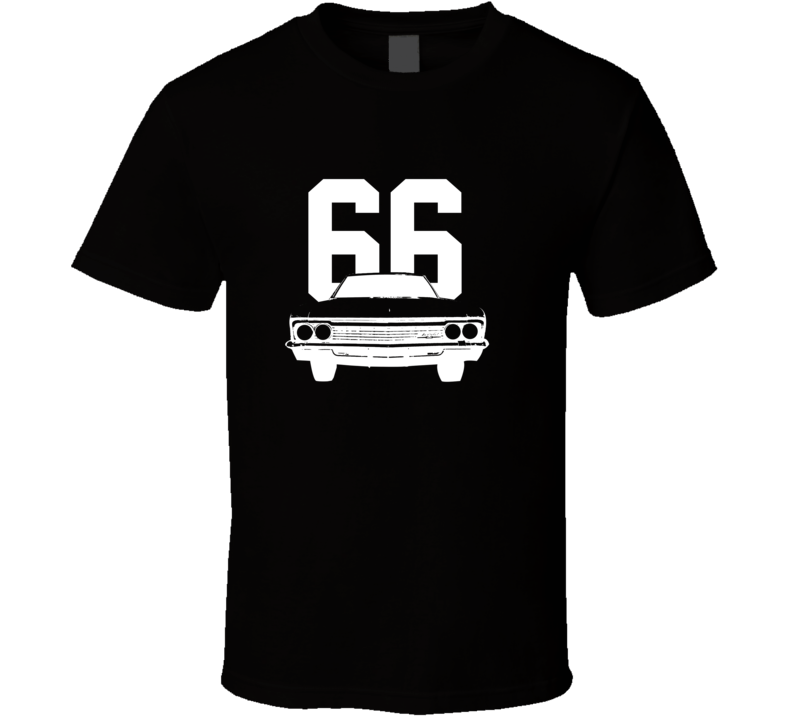 1966 Bel Air Grill Year T Shirt