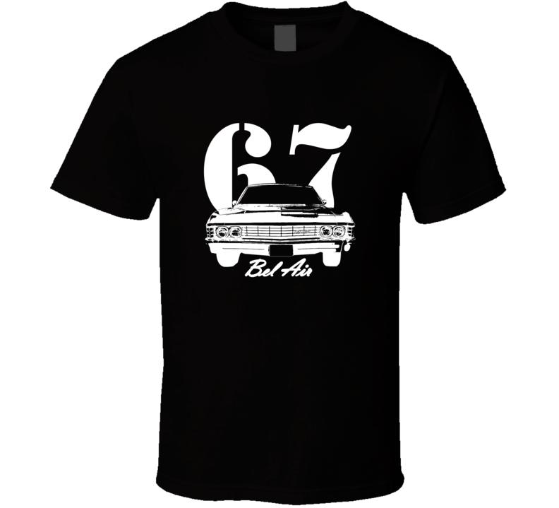 1967 Bel Air Grill Year Model T Shirt