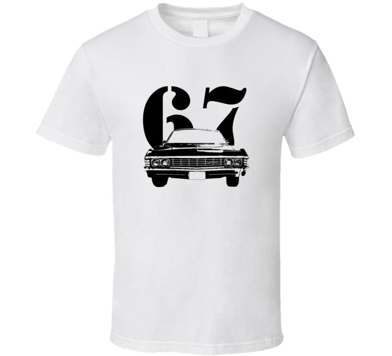 1967 Bel Air Grill Year T Shirt