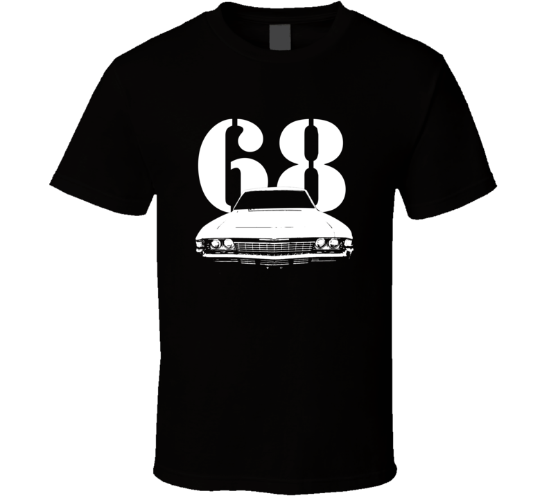 1968 Bel Air Grill Year T Shirt