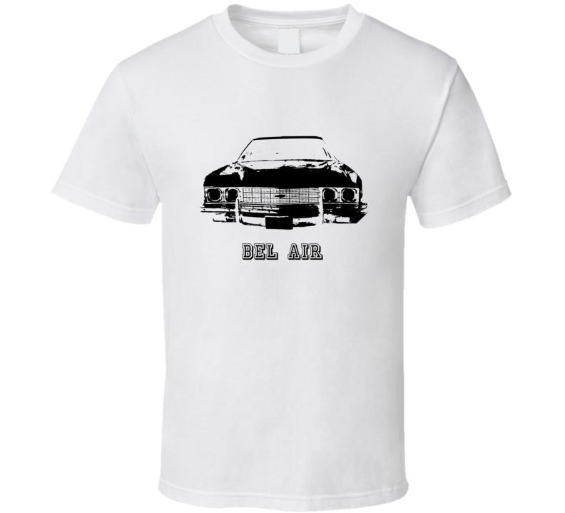 1973 Bel Air Grill Model T Shirt