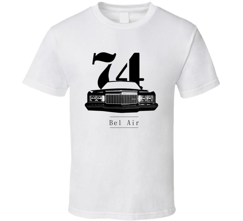 1974 Bel Air Grill Year Model T Shirt