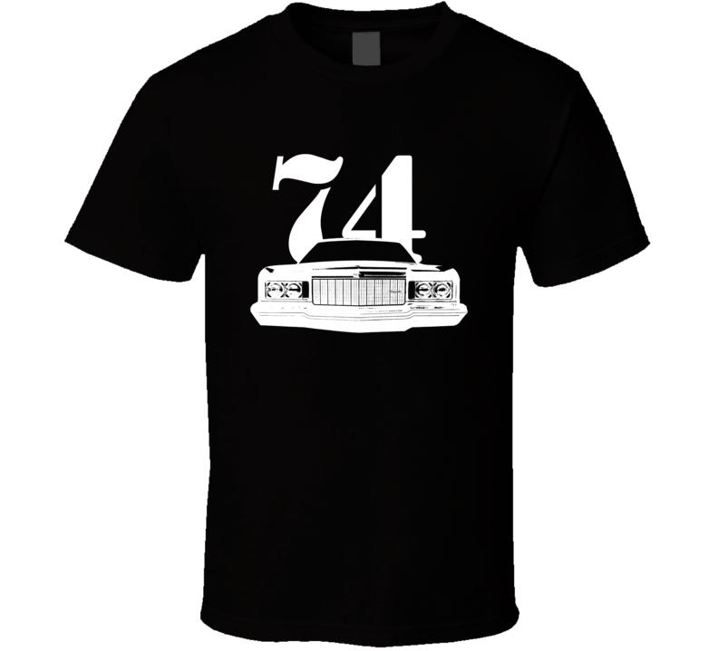 1974 Bel Air Grill Year T Shirt