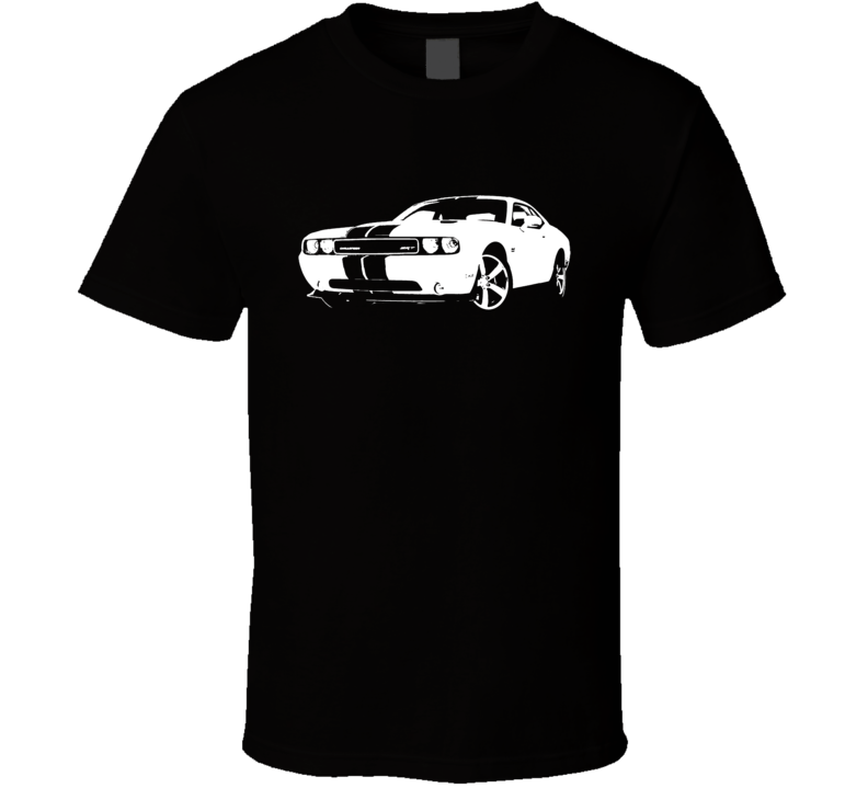 2012 Challenger Grill View Dark Color Shirt